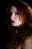 elegant kvinna Fotografering för Bildbyråer