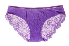 Elegant lace panties Stock Images