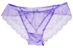 Elegant lace panties Royalty Free Stock Photos