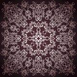 Elegant lace pattern Stock Images