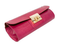 Elegant ladies handbag Stock Photography