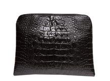 Elegant ladies handbag. Elegant female bag isolated on white Royalty Free Stock Photos