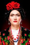 Frida Khalo Royalty Free Stock Photography
