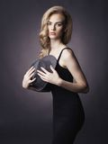 Elegant lady Stock Photos
