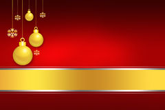 Elegant and Light Merry Christmas background Stock Image
