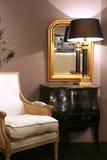 Elegant living corner Stock Photography