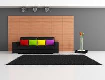Elegant living room Stock Images