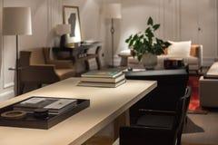 Elegant Living Room Royalty Free Stock Photos
