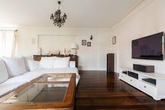 Elegant living room Stock Image