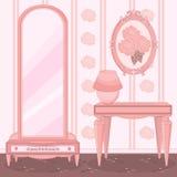 Elegant loge Royaltyfri Fotografi