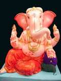 Elegant Lord Ganesha Royalty Free Stock Images