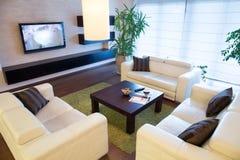 Elegant lounge Royalty Free Stock Image