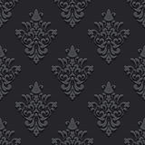 Elegant luxury texture black with shadows Stock Photo