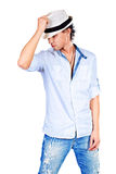 Elegant male Royalty Free Stock Images
