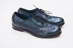 Elegant male shoes Stock Image