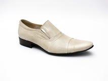 elegant male sko Royaltyfria Foton