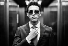 Elegant man Royalty Free Stock Photography
