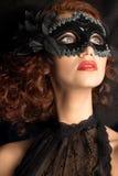 Elegant mask Royalty Free Stock Photo
