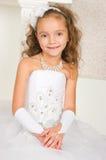 Elegant meisje Royalty-vrije Stock Afbeelding