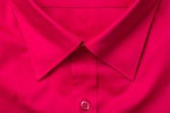 Elegant Men Shirt Collar Royalty Free Stock Images