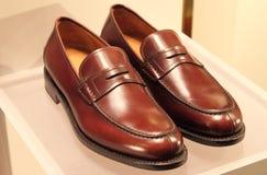 Elegant men shoes Stock Image