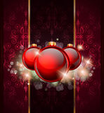 Elegant Merry Christmas Background Royalty Free Stock Photo