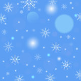 Elegant Merry Christmas vector background. Royalty Free Stock Photos