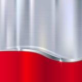 Elegant metallic background Stock Photo