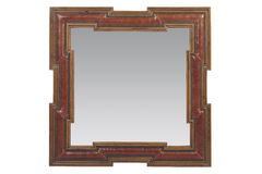 Elegant mirror Royalty Free Stock Images