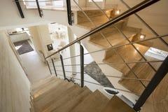 Elegant, modern en duur binnenland stock foto