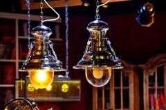 Elegant modern lights Stock Photo