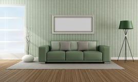 Elegant modern lounge Royalty Free Stock Images