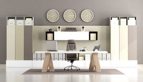 Elegant modern office Royalty Free Stock Photography