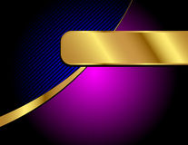 Elegant, Modern Vector Background Stock Photography