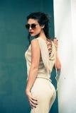 elegant modesommar Royaltyfri Bild
