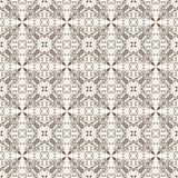 Elegant modieus abstract bloemenbehang Stock Afbeelding