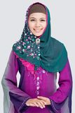 Elegant muslim girl Royalty Free Stock Photography