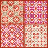 Elegant naadloos patroon Royalty-vrije Stock Afbeelding