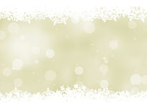 Elegant new year and cristmas card. EPS 8 Royalty Free Stock Images
