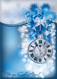Elegant New Years banner Royalty Free Stock Photography