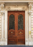 Elegant old door Royalty Free Stock Images