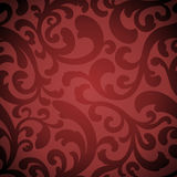 Elegant Organic Seamless Background Royalty Free Stock Image
