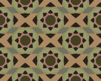 Elegant Ornaments Geometric Mandala stock photo