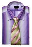 Elegant overhemd Royalty-vrije Stock Foto's