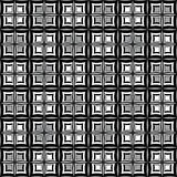 Elegant pattern with grey black and white decorations Royalty Free Stock Photo