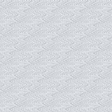 Elegant pattern with zigzag lines in silver grey Stock Image