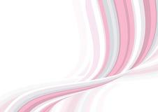 Elegant pink background Stock Image