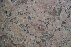 Patterned beautiful shabby stone floor with marble 4 stock image