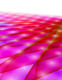 Elegant pink lightning background Stock Image