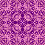 Elegant pink seamless pattern Royalty Free Stock Photo